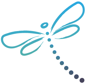 Our Dragonfly Logo